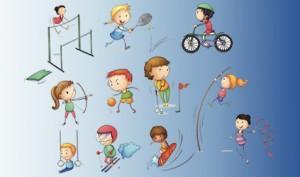 salud visual deportes interior