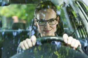 conducir gafas graduadas
