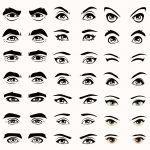 Tipos de ojos: sus diferentes formas