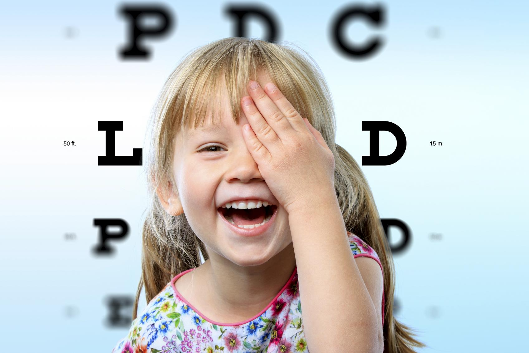 detectar la miopía