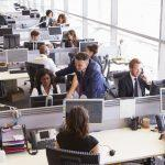 Problemas oculares en el entorno de trabajo