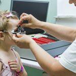 Prueba de visión para saber si tienes un defecto refractivo