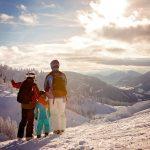 Cómo proteger tus ojos cuando practicas esquí