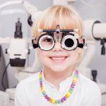 Cómo cuidar los ojos de los niños
