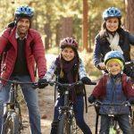 Beneficios para la vista de montar en bicicleta