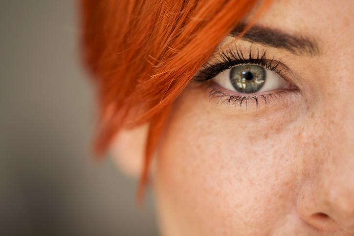 por qué tengo este color de ojos y no otros