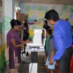 Clínica Baviera colabora en la construcción de un pabellón de oftalmología en la India