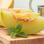 Propiedades del melón y beneficios para la salud visual