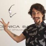 Jorge Marron se despide de sus gafas en Clínica Baviera