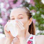 Ojos hinchados: un síntoma de alergia
