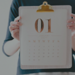Lista de propósitos para comenzar el año
