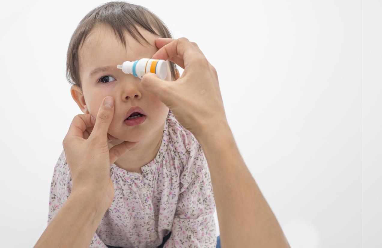 Conjuntivitis en niños: ¿puede ser grave?