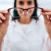 Dificultad para enfocar bien la vista